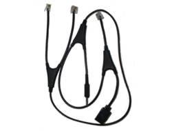 Jabra DHSG-Adapterkabel für die elektronische Fernrufannahme von GN 9300/GN9120 DHSG/Pro 9400/GO 647