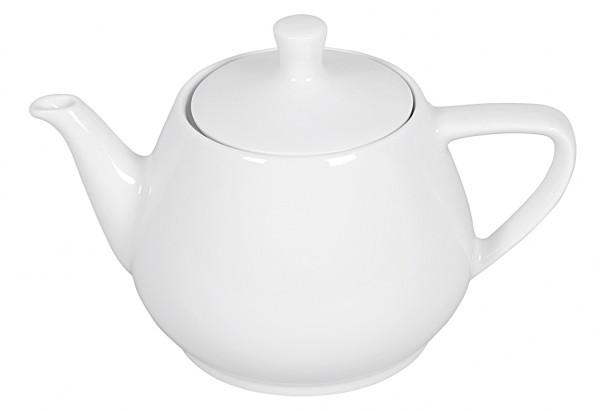 Friesland Teekanne weiß (Inhalt: 1,4 l)