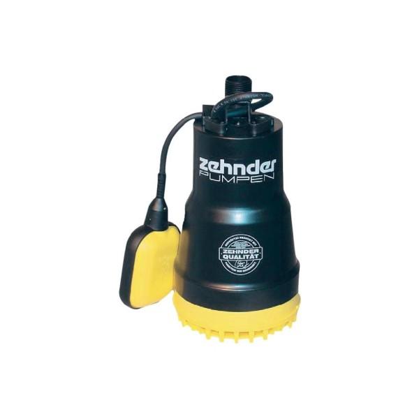 Zehnder Pumpen 13181 Schmutzwasser-Tauchpumpe 7000 l/h 6m