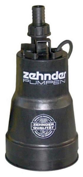 Zehnder Pumpen Flachsaugende Tauchpumpe 13187 5500 l/h 7 m