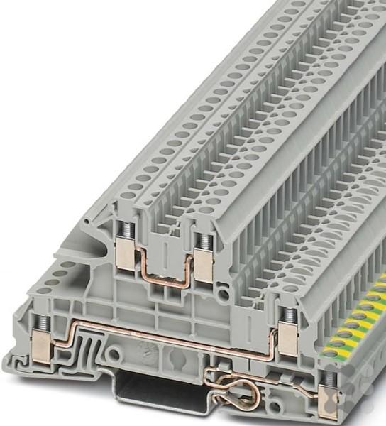 PHOENIX C. Installationsetagenklemme 0,2-4qmm UTI 2,5-PE/L/L