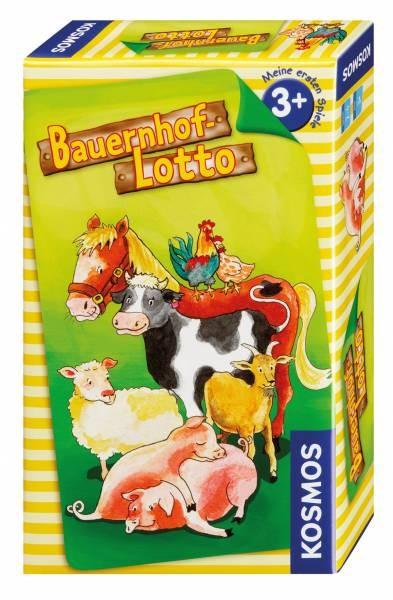 Kosmos 710835 - KOSMOS - Bauernhof Lotto