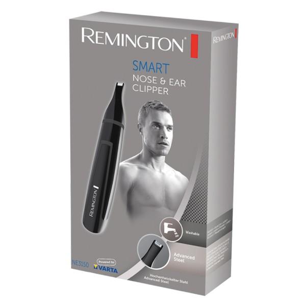 Russell Hobbs Remington Hygiene Clipper Smart NE3150, Trimmer für Nasen-, Ohren- und Augenbrauenhärc