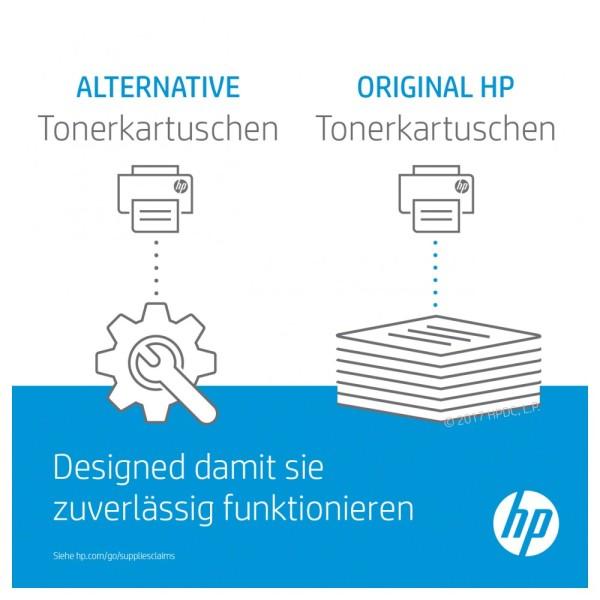 HP Toner CE 255 X schwarz 55 X