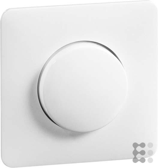Peha Abdeckung mit Knopf ws D 80.610 HR W für Kombination STANDARD Abdeckung/Bedienelement für Insta