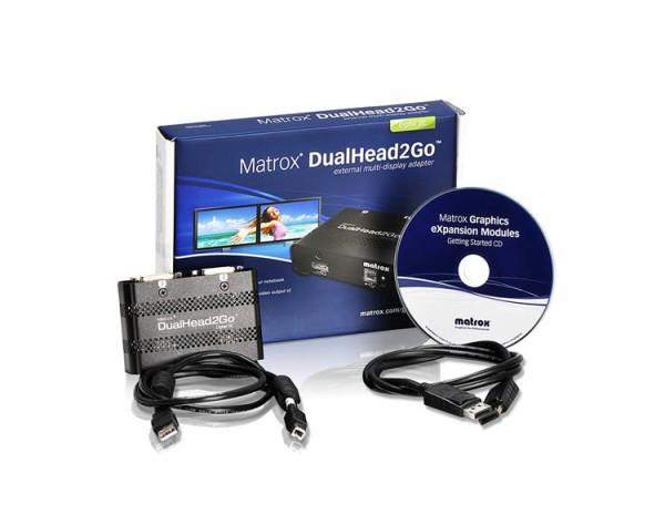 MATROX DualHead2Go Digital SE