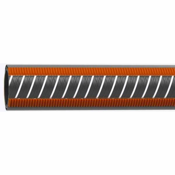 Gardena 18066-20 Schlauch Comfort HighFLEX, Mit Power Grip Profil und Hochwertiges Spiralgewebe (Sch
