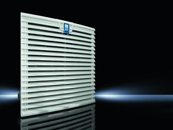 Rittal SK 3240.100 Dust Filter - Regalzubehör (Dust Filter, Grau, 255 mm, 255 mm, 1 Stück(e), 2,26 k