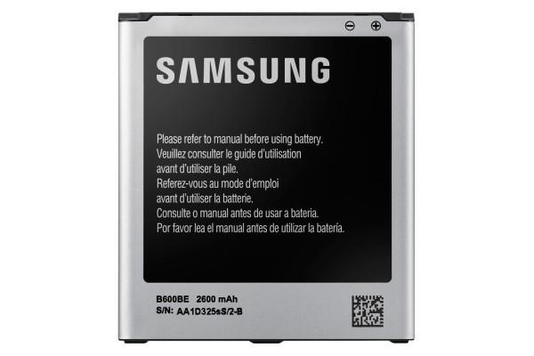 Samsung Akkublock (Li-Ion, 2.600 mAh) EB-B600BE