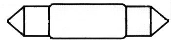 Grothe 51016 GROT Soffitte 2130, 2 W