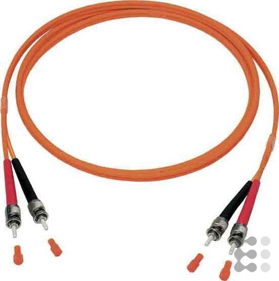 EFB Elektronik ST/ST 50/125µ 2 m St St Black, Orange, Red Cable Interface/Gender Adapter – Cable Int