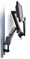 Ergotron StyleView Sit-Stand Combo Arm bis 61 cm aluminium