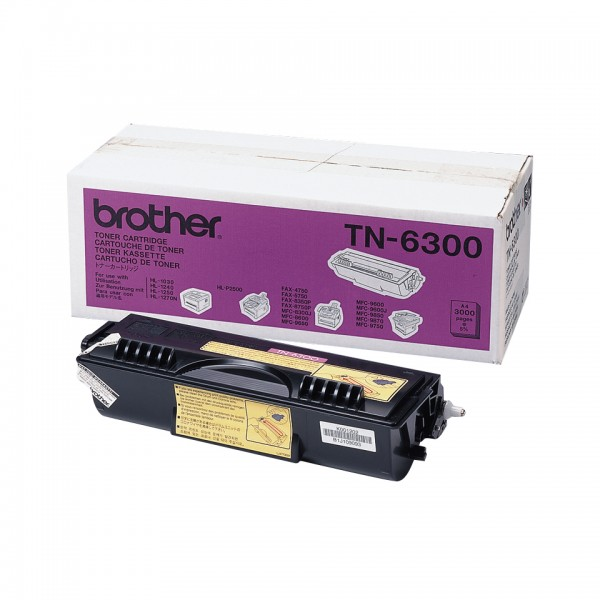 Brother TN-6300 Toner schwarz