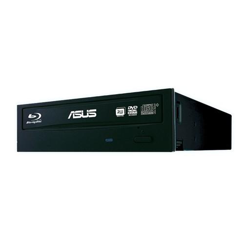 Asus BW-16D1HT Silent interner Blu-Ray Brenner (16x BD-R (SL), 12x BD-R (DL), 16x DVD±R), Bulk, BDXL