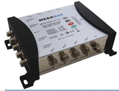 MegaSat 0600150 Profiline Multischalter 5/8