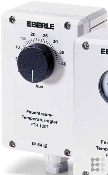 Eberle Feuchtraumtemperaturregler, FTR1207