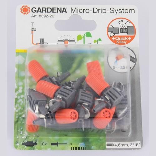 Gardena Regulierbarer Reihentropfer (8392-20)