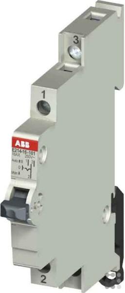 ABB Stotz & Kontakt E214-16-101 Gruppenschalter 16A 1x I-0-II 250VAC E214-16-101