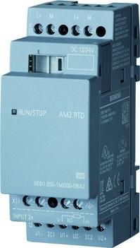 Siemens 6ED1055-1MD00-0BA2 Leistungsrelais, 12-24V