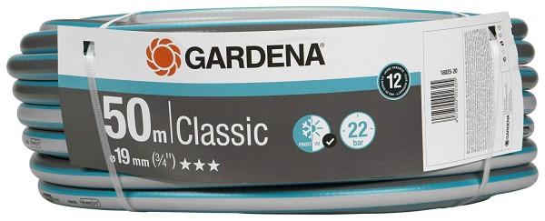 """Gardena 18025-20 Classic Schlauch, 19 mm (3/4""""), 50 m, ohne Systemteile"""