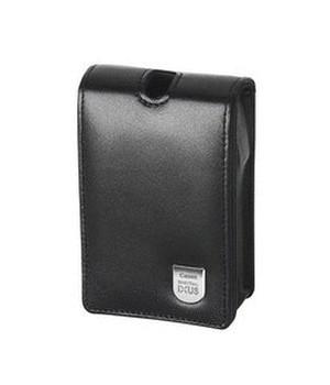 Canon DCC-65 Kameratasche (Leder) für Ixus 500/510 schwarz
