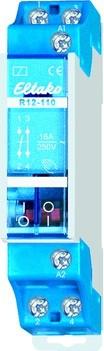Eltako Installationsrelais, 16 A 8 V AC, 1S, 1Ö R12-110-8 V, 1393761