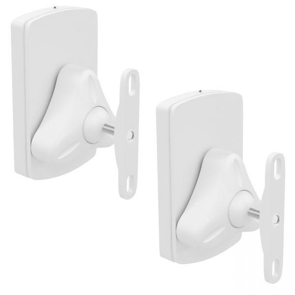 deleyCON 2x Boxen Halter Wandhalter Lautsprecher Halterung Wandhalterung bis10Kg