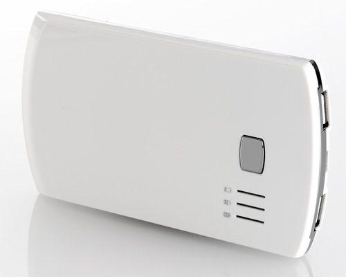 Powerbank - mobiler zusatz/ersatz Akku 5600 mAh Weiß