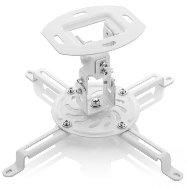deleyCON Beamer Deckenhalterung/15° Neigbar-360°Schwenkbar-bis 13,5Kg