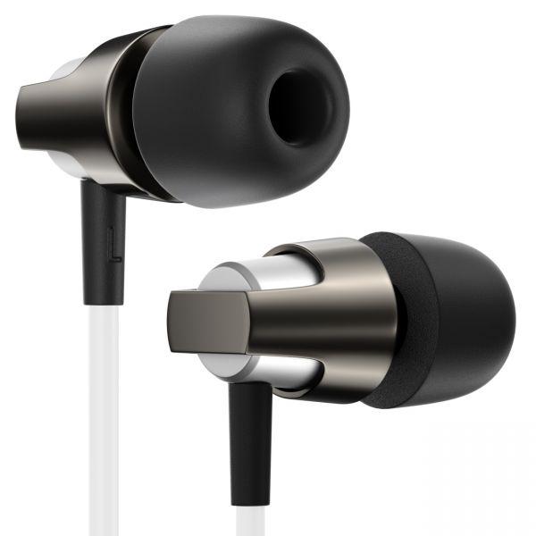 deleyCON SOUNDSTERS S15 In Ear Kopfhörer - Ohrhörer - Weiß