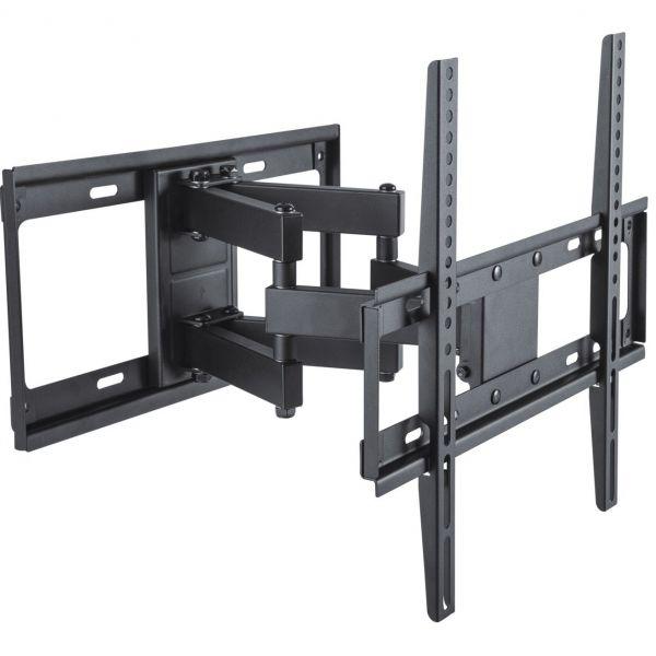 deleycon tv wandhalterung 32 55 zoll 81 140cm neigbar schwenkbar bis 45kg tv. Black Bedroom Furniture Sets. Home Design Ideas