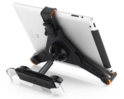 universal tablet halter auto kfz kopfst tzen halterung ab 8 5 zoll drehbar ipad zubeh r. Black Bedroom Furniture Sets. Home Design Ideas