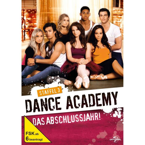 Dance Academy - Season 3 3Er