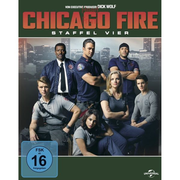 Chicago Fire -Staffel 4