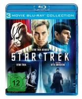 Star Trek - 3 Movie Coll.