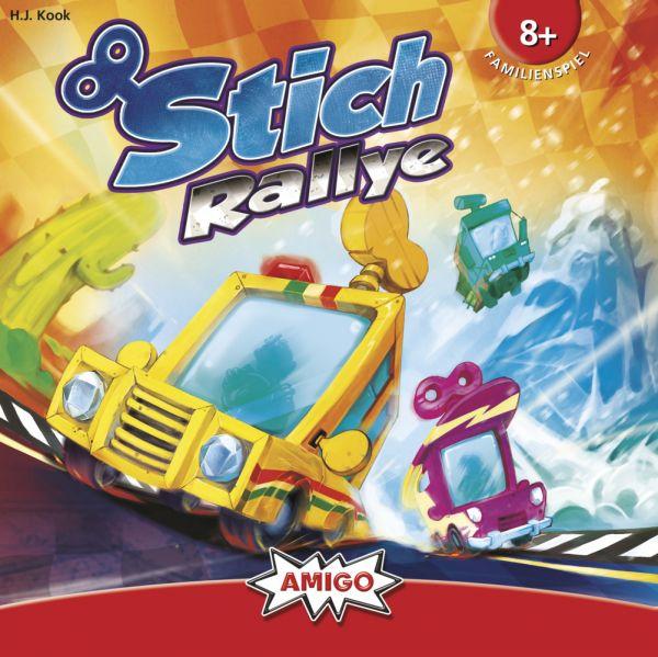 Image of Stich Rallye (Spiel)
