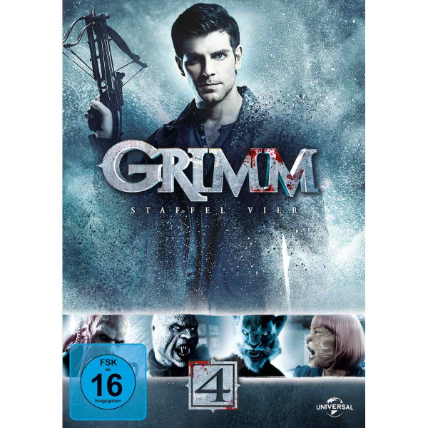 Grimm -Staffel 4