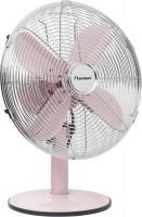 Bestron DFT35R Tischventilator 35 cm, pink
