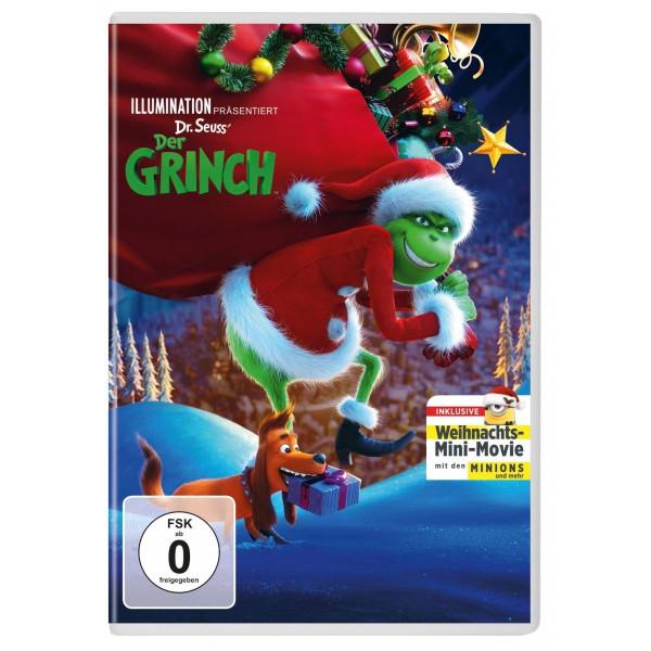 Der Grinch(2018)-Weihnachts-Edition