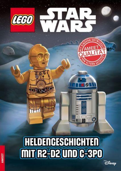 Image of LEGO Star Wars - Heldengeschichten mit R2-D2 und C-3PO