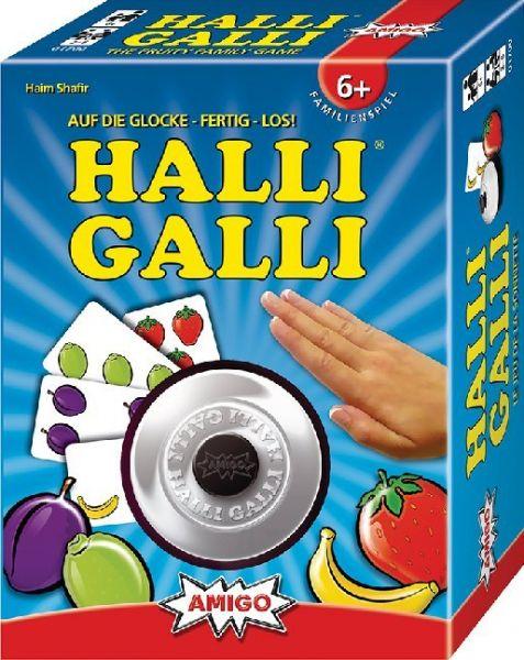 Image of Halli Galli (Kartenspiel): Auf die Glocke - fertig - los! Standardspiel