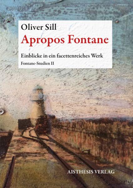 Image of Apropos Fontane: Einblicke in ein facettenreiches Werk