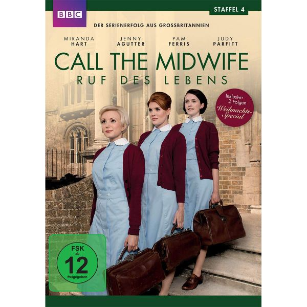 Call The Midwife -Staffel 4