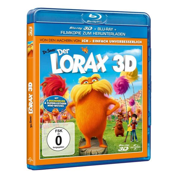 Der Lorax 3D