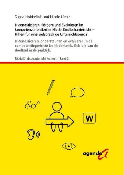 Image of Diagnostizieren, Fördern und Evaluieren im kompetenzorientierten Niederländischunterricht: Hilfen fü