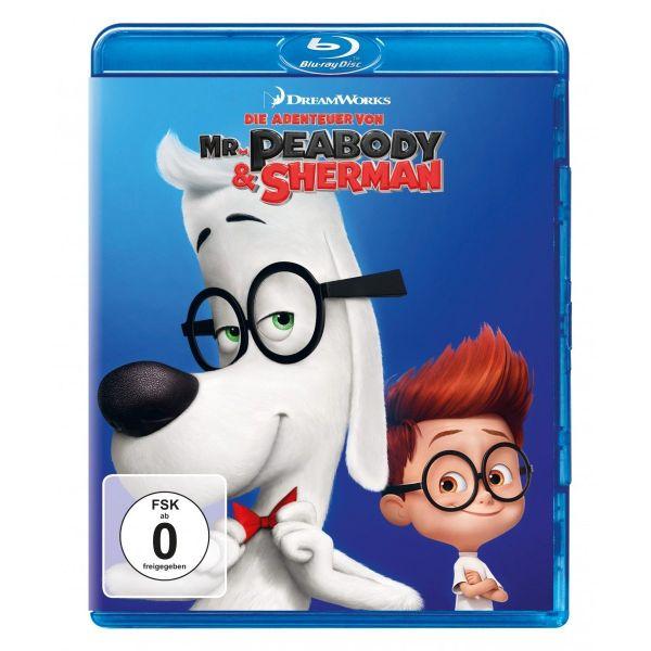 Abenteuer Mr. Peabody & Sherman