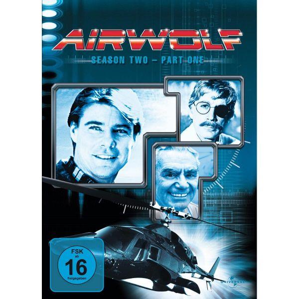 Airwolf Season 2.1 3Er Repl.