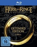 Der Herr der Ringe - Extended Edition Trilogie
