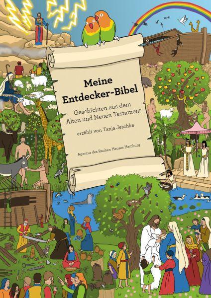 Image of Meine Entdecker-Bibel: Geschichten aus dem Alten und Neuen Testament