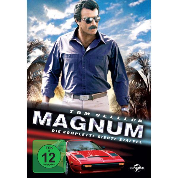 Magnum Season 7 Repl.